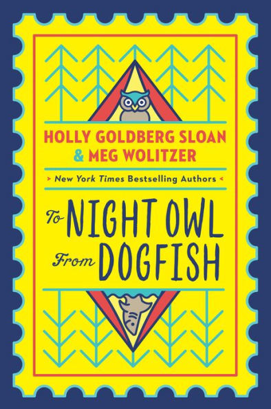 To Night Owl from Dogfish book