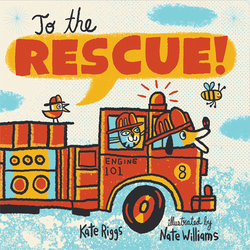 To the Rescue! book