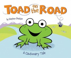 Toad on the Road book