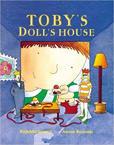 Toby's Doll's House book