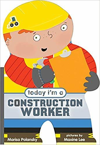 Today I'm a Construction Worker book