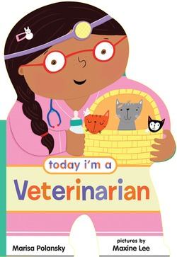 Today I'm a Veterinarian book