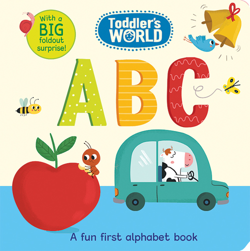 Toddler's World: ABC book