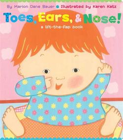 Toes, Ears, & Nose! Book
