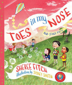 Toes in My Nose And Other Poems book