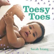 Toesy Toes book