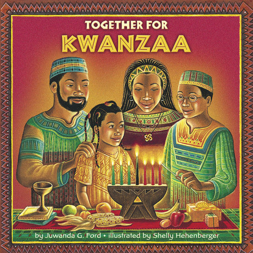Together for Kwanzaa Book