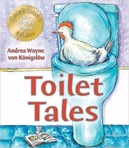 Toilet Tales book