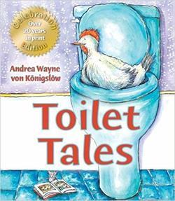 Toilet Tales book
