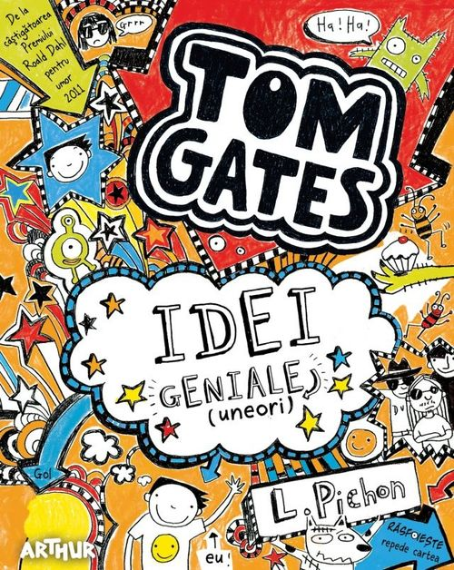 Tom Gates: Genius Ideas (Mostly) book