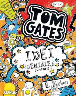 Tom Gates: Genius Ideas (Mostly) book