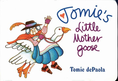 Tomie's Little Mother Goose book