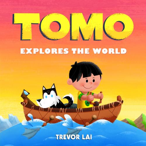 Tomo Explores the World book