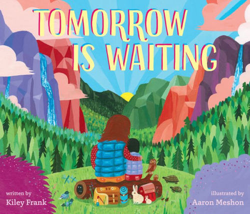 Tomorrow Is Waiting book
