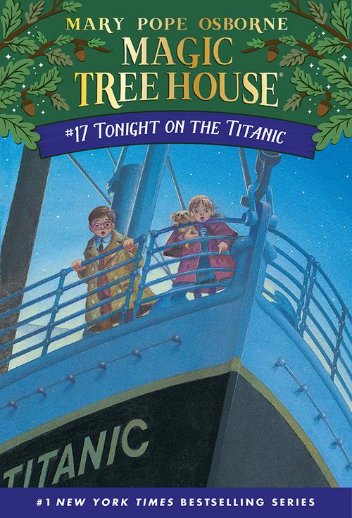 Tonight on the Titanic book