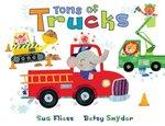Tons of Trucks book