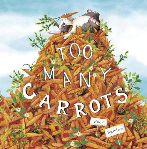 Too Many Carrots book