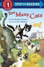 Too Many Cats! book