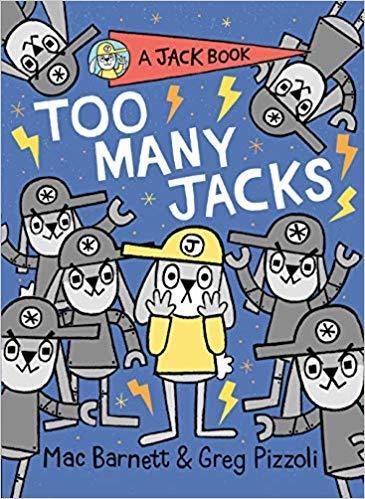 Too Many Jacks book