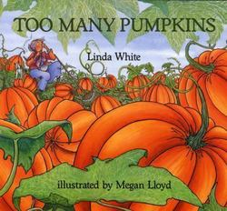 Too Many Pumpkins book