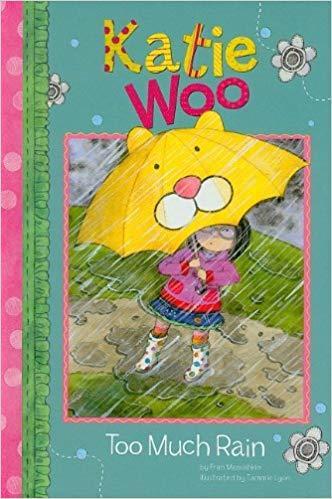 Too Much Rain Book