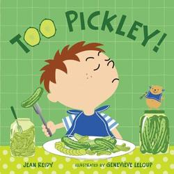Too Pickley! book