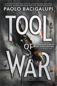 Tool of War book