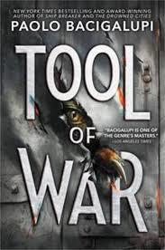 Tool of War book