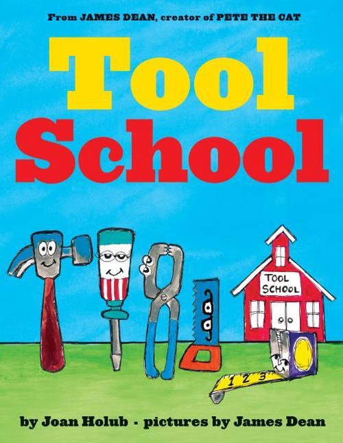 Tool School book
