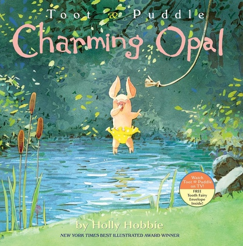 Toot & Puddle: Charming Opal book