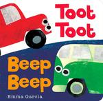 Toot Toot Beep Beep book