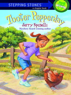 Tooter Pepperday Book