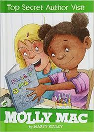 Top Secret Author Visit Book