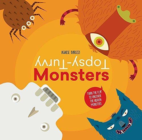 Topsy-Turvy Monsters book