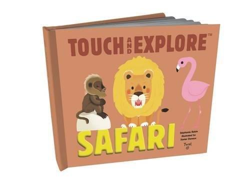 Touch and Explore: Safari book
