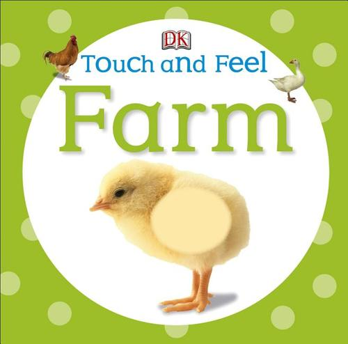 Touch-And-Feel Farm book