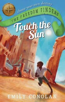 Touch the Sun Book