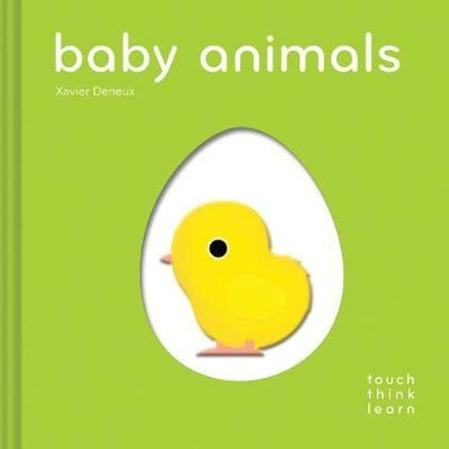 TouchThinkLearn: Baby Animals book