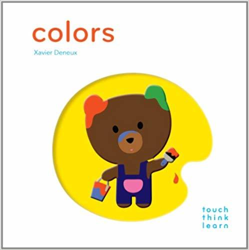 TouchThinkLearn: Colors book