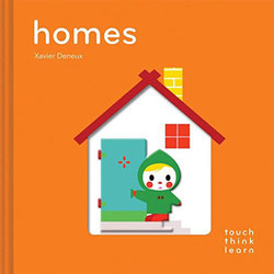 TouchThinkLearn: Homes book
