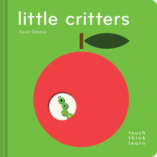 TouchThinkLearn: Little Critters book