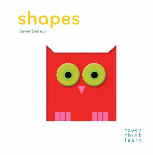 TouchThinkLearn: Shapes book