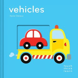 TouchThinkLearn: Vehicles Book