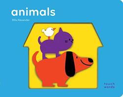 TouchWords: Animals Book