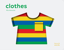 TouchWords: Clothes book