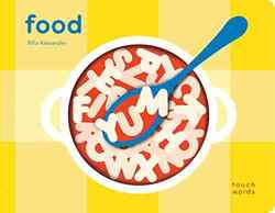 TouchWords: Food book