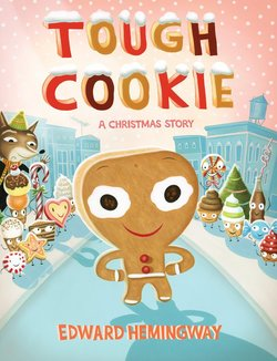 Tough Cookie book