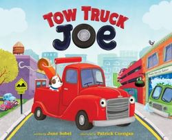 Tow Truck Joe book