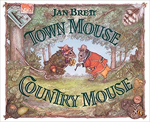 Town Mouse, Country Mouse book