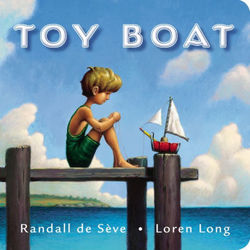 Toy Boat book